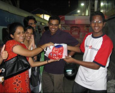 Even KFC in India is sooo tasty