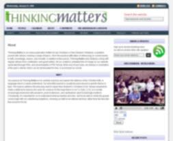 blogthinkingmatters